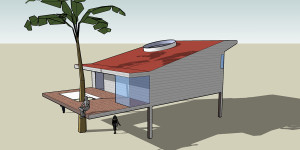 tropical MicroHouse